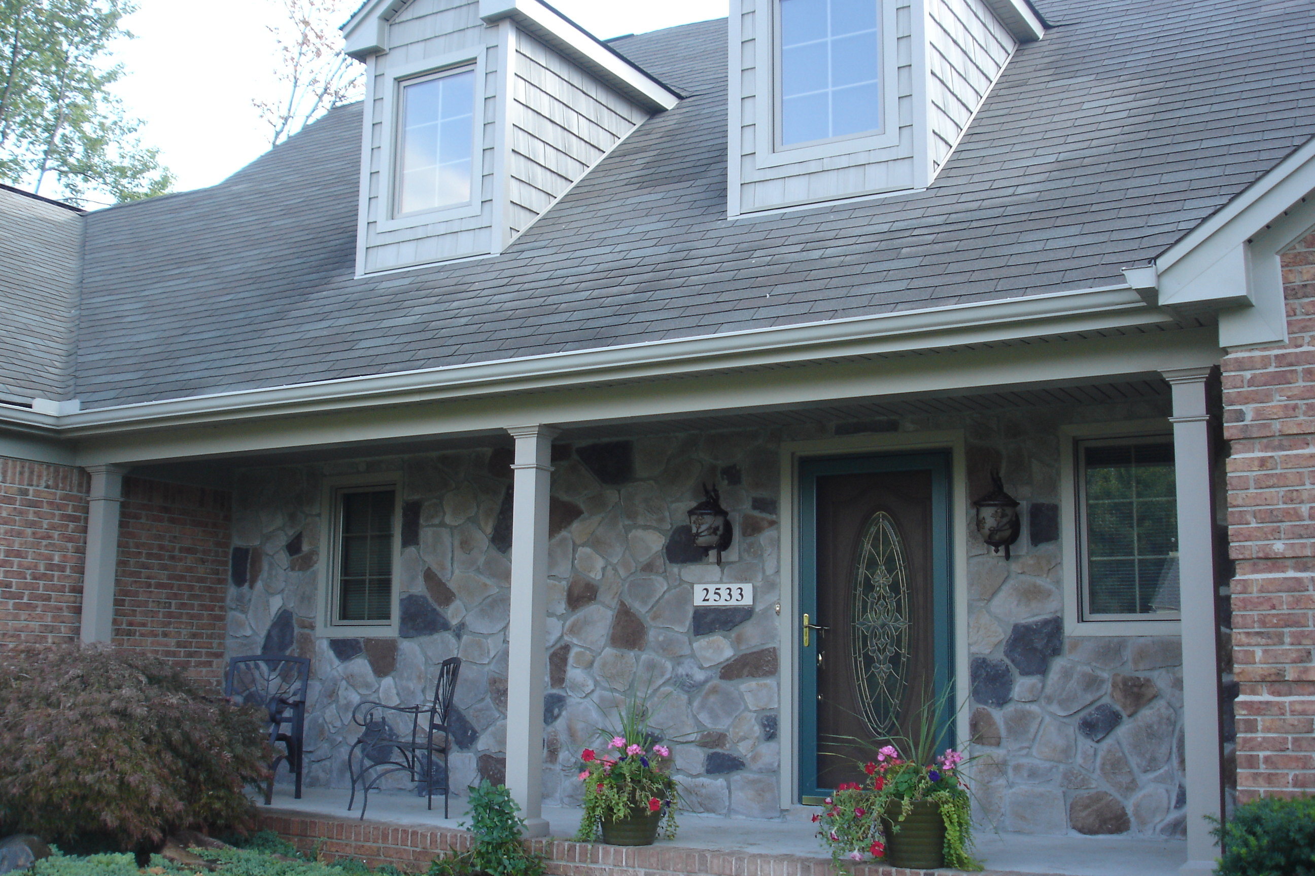 Vinyl Cedar Stone And Cement Siding Products Archives