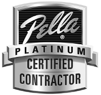 Sun Home Improvement is a Pella Certified Contractor.