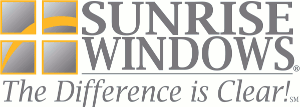 Sun Home Improvement sells and installs Sunrise replacement vinyl windows and sliding doors.